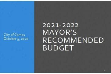 Budget, fireworks, and a promotion at Camas City Council