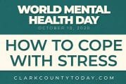 VIDEO: World Mental Health Day - How To Cope With Stress