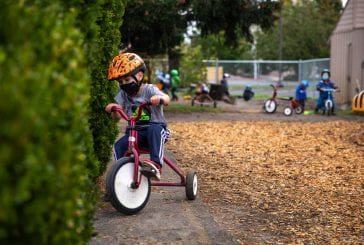 The great outdoors solve preschool's pandemic dilemma