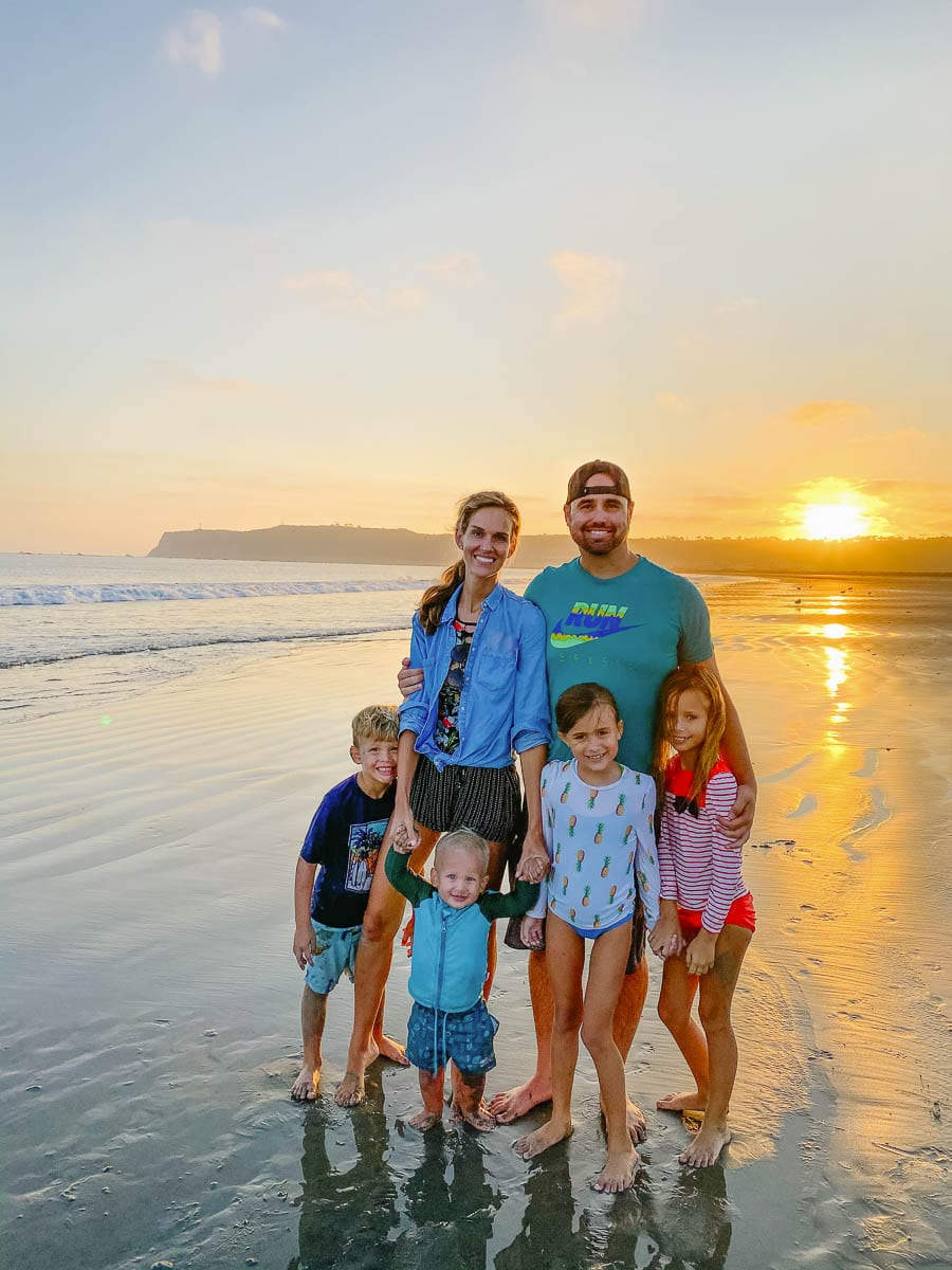 Julia Warren, a former swimmer at Skyview High School, now lives close to the Pacific Ocean in Southern California with husband Christopher and their children Claire, Charlotte, Hiatt, and Levi. Julia and her neighbor will be on the premier episode of ABC's revival of Supermarket Sweep.