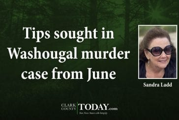 Tips sought in Washougal murder case from June