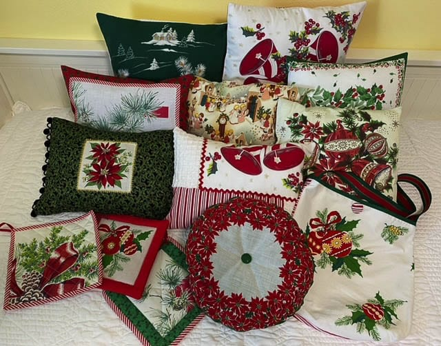 Here is some of Pam Thornton's work from Lemonwater Creations. Photo courtesy of Pam Thornton