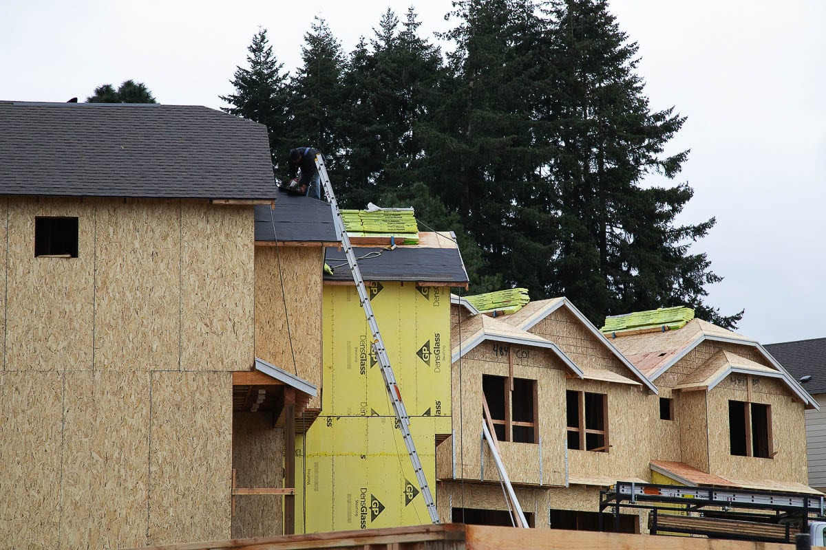 The Building Industry Association of Clark County (BIA) reports trends from a nearly 700 member-wide survey regarding the effects builders, remodelers, subcontractors, and suppliers are feeling from the COVID-19 pandemic. Photo by Mike Schultz