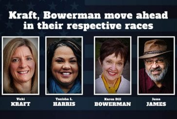 Kraft, Bowerman move ahead in their respective races