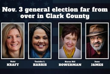 Updated: Nov. 3 general election far from over in Clark County
