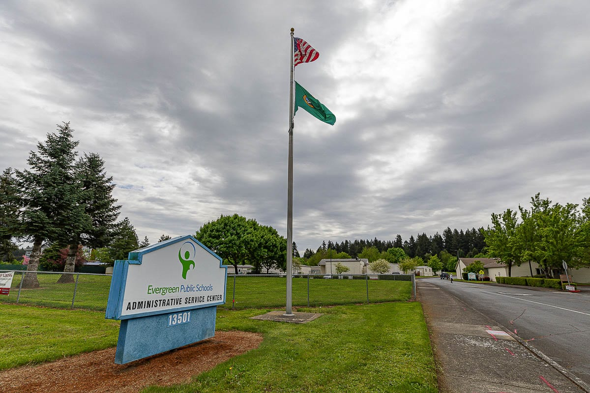 Evergreen Public Schools, the largest district in southwest Washington, will continue to follow Clark County Public Health and Washington state guidelines, as well as monitor the promising vaccine news, as it plans for options for the second semester that begins Feb. 1, 2021. Photo by Mike Schultz