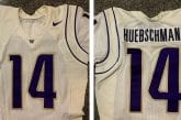 Where are they now? Special UW jersey returned to Ben Huebschman