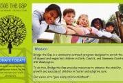 Bridge the Gap online fundraiser set for Dec. 5-9
