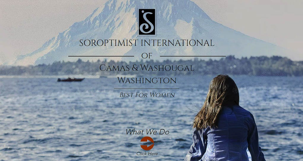 The Camas-Washougal Soroptimists have two programs for women and girls seeking financial assistance for their education or training expenses. Applications are due Nov. 15 for one program and Jan. 29. Soroptimist International of Camas & Washougal