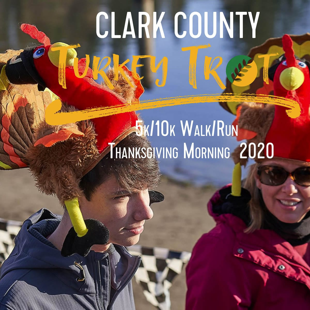 """The 2020 Turkey Trot on Thanksgiving morning, will be spread out at five different locations around Clark County, due to the COVID-19 pandemic. This is an attempt to spread people out and provide more """"local"""" sites for people to participate. Photo courtesy of Clark County Food Bank"""