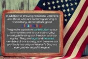 Ridgefield students honor veterans