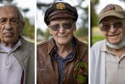VIDEOS: Local World War II veterans share their experiences