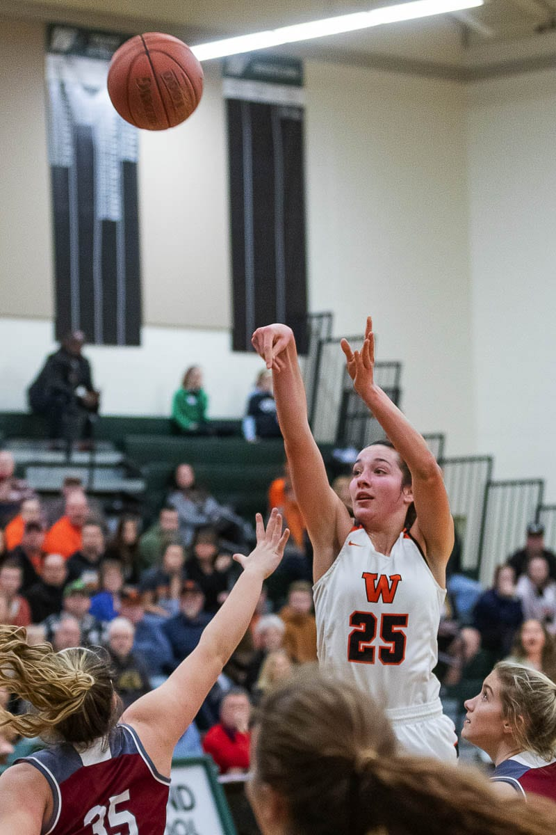 Skylar Bea of Washougal is expected to sign with Idaho. Photo by Mike Schultz