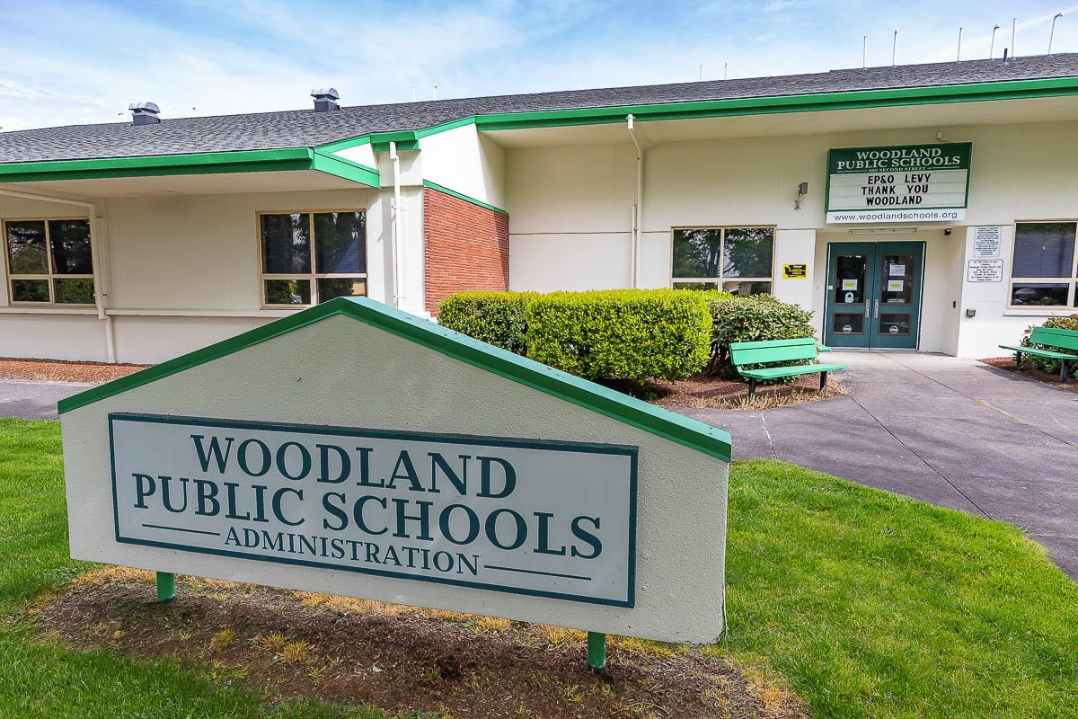 For Woodland Public Schools, students in grades K-4 have been attending a hybrid in-person schedule, so this change means all students in grades 2-4 will return to remote-only learning. The return to remote-only learning for all students in grades 2-12 starts this upcoming Mon., Nov. 23. Photo by Mike Schultz