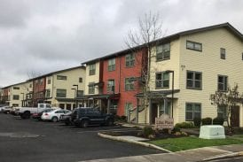 Fire sprinklers help to quickly extinguish apartment fire in Woodland
