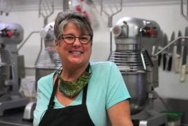 Vancouver's Bleu Door Bakery continues to serve the community