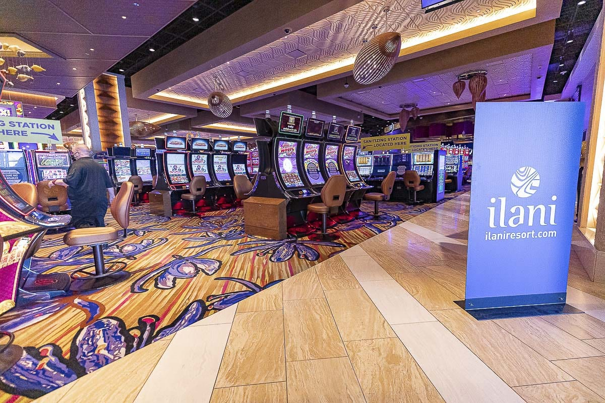 After closing for 70 days earlier in the pandemic, ilani officials say the casino will not close during the latest restriction period that the governor announced Sunday. Photo by Mike Schultz