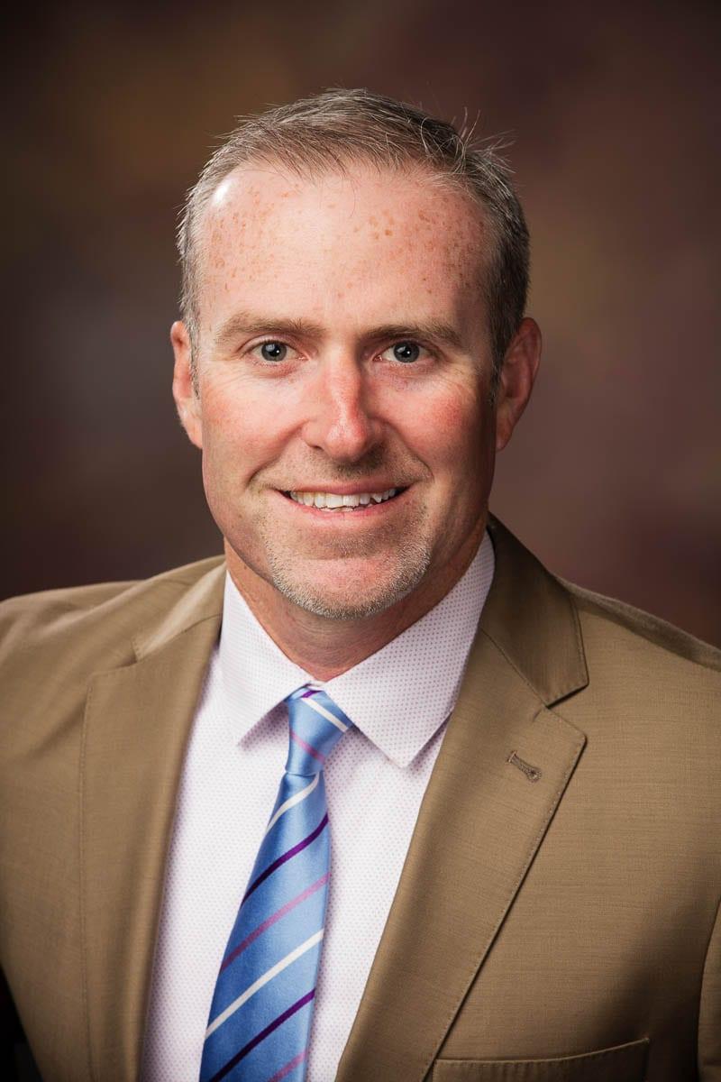 Sean Gregory Chief Executive, PeaceHealth Columbia Network