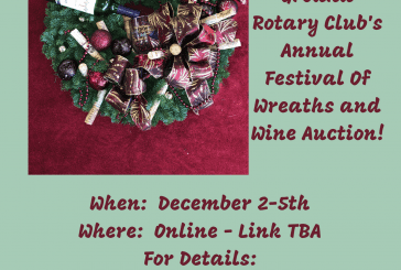 Battle Ground Rotary Club Festival of Wreaths and Wine Online Auction