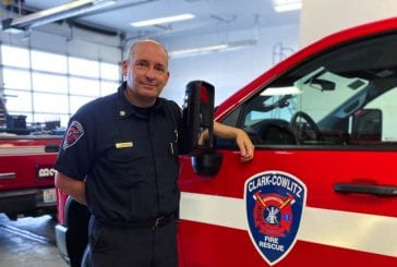 Clark County Fire & Rescue changing name to Clark-Cowlitz Fire Rescue