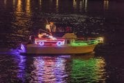 Christmas ships scheduled to tour this week along the Columbia River