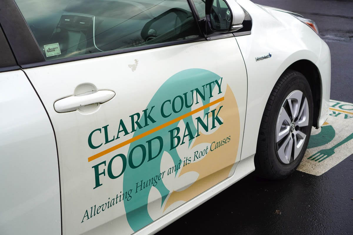 Established in 2006 as a successor to the Clark County Food Bank Coalition, founded in 1985, the Clark County Food Bank has provided residents over 6.7 million meals a year. Photo by Mitch Torres