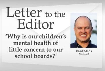 Letter: 'Why is our children's mental health of little concern to our school boards?'