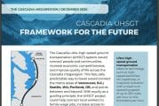 Cascadia High Speed Rail proposed 12 daily Seattle-to-Portland trips