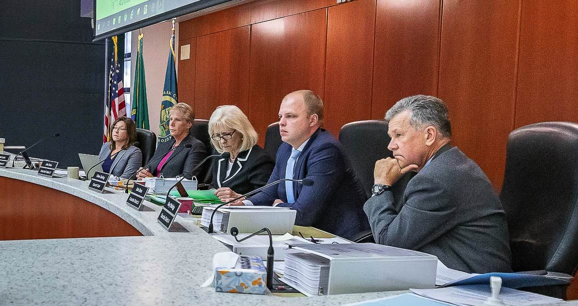 Members of the Clark County Council have decided to revisit the matter of an Affordable Housing Tax in 2021, and likely put it to a vote by the people. File photo