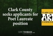 Clark County seeks applicants for Poet Laureate position