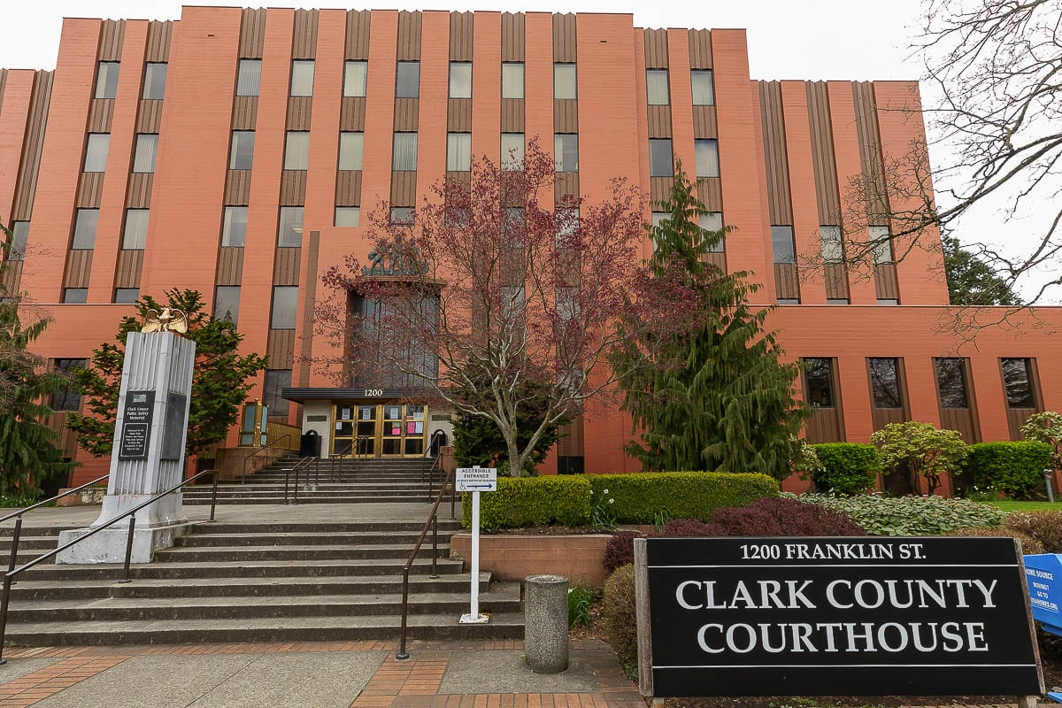 Clark County Superior Court is one of six pilot counties which experience the majority of the state's eviction cases – Clark, King, Pierce, Snohomish, Spokane, and Thurston counties. Photo by Mike Schultz