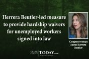 Herrera Beutler-led measure to provide hardship waivers for unemployed workers signed into law