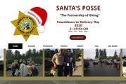 A final push to volunteer for Santa's Posse