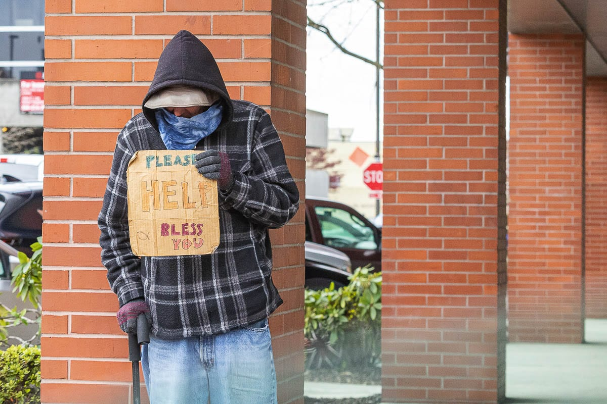 Clark County Community Services is partnering with the Vancouver Housing Authority and the city of Vancouver to open a shelter for people who are unhoused. File photo