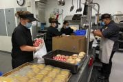 Washougal School District prepares weeks of holiday food for take out