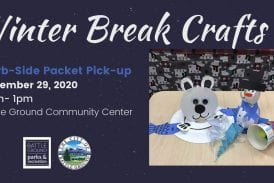 Battle Ground Parks & Recreation offers winter breaks crafts for children
