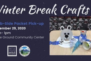 Battle Ground Parks & Recreation offers winter breaks crafts for children