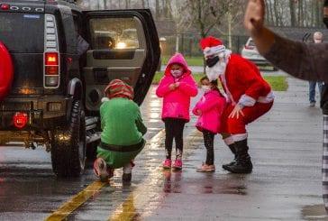 Operation Santa helps Woodland's K-4 students celebrate the holidays despite the pandemic