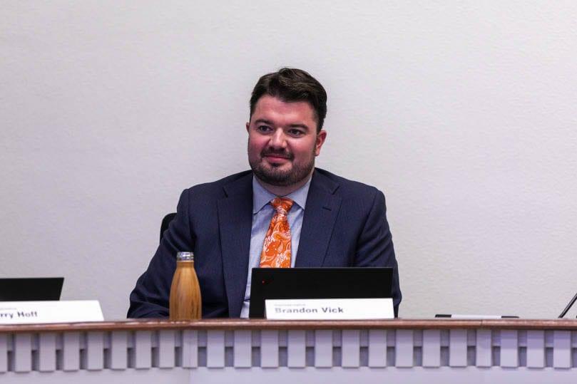 Rep. Brandon Vick (18th District)