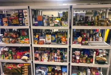 Woodland's Family Community Resource Center partners with the community to feed families in need