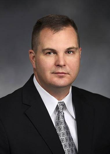 Sen. John Braun