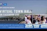 49th District virtual town hall covers pandemic, schools, transportation and much more