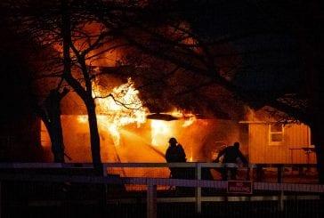 Clark-Cowlitz Fire Rescue responds to 2-alarm apartment fire in Woodland