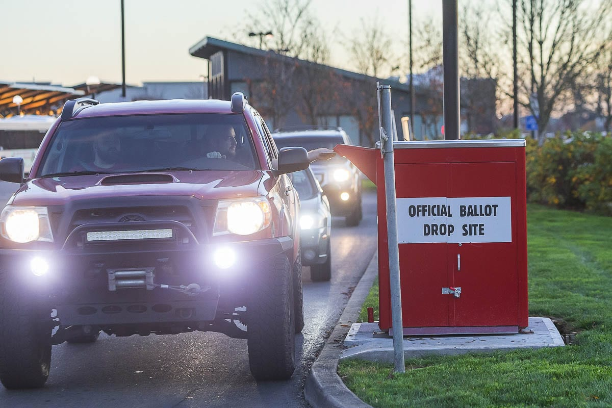 Nearly half of Washington's registered voters participated in last year's presidential primary, an all-time high. However, the election drew criticism from voters who objected to affiliating with a political party in order to participate. File photo