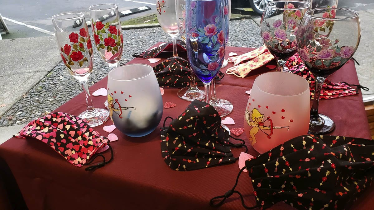 """Chocolate treats, art shows, candy themed activities, prizes, after hours shopping and more will all be a part of the 14th annual """"A Chocolate Affair to Remember"""" First Friday event in Downtown Camas in February. Photo courtesy of Downtown Camas Association"""