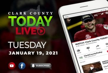 WATCH: Clark County TODAY LIVE • Tuesday, January 19, 2021