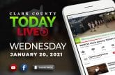 WATCH: Clark County TODAY LIVE • Wednesday, January 20, 2021