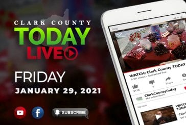 WATCH: Clark County TODAY LIVE • Friday, January 29, 2021