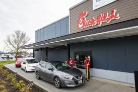 Vancouver can eat more 'chikin' at a second Chick-fil-A