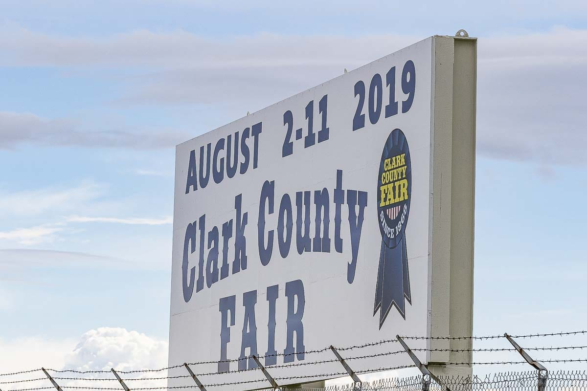 The Clark County Fairgrounds will host an appointment-only mass vaccination clinic starting Tuesday at 9 a.m. File photo